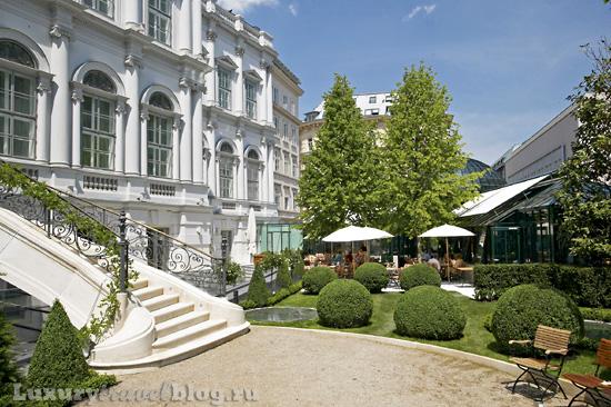 Где останавливаться в Вене?