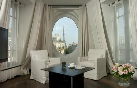 В Париже открылся бутик-отель напротив Эйфелевой башни