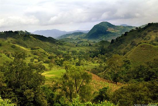 Настоящий Retreat в Гондурасе