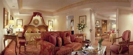Сьют Deluxe Suite Queen Maria Pia - Deluxe Suite Bedroom