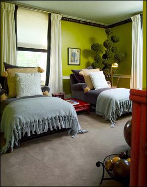 комнаты в Homestead inn такие