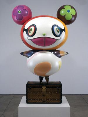 Takashi Murakami, Panda, 2003