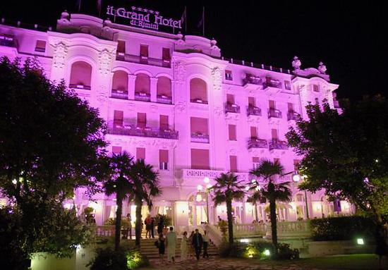 Il Grand Hotel de Rimini