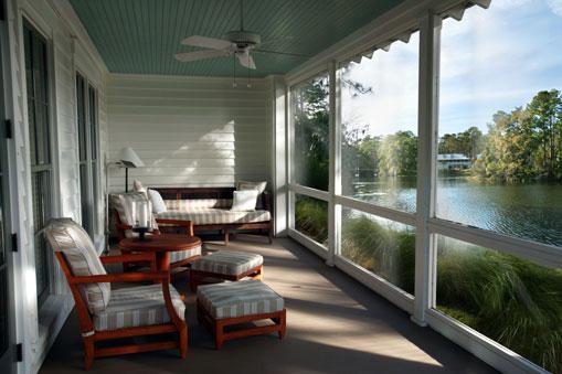Американский отдых в стиле country-luxury