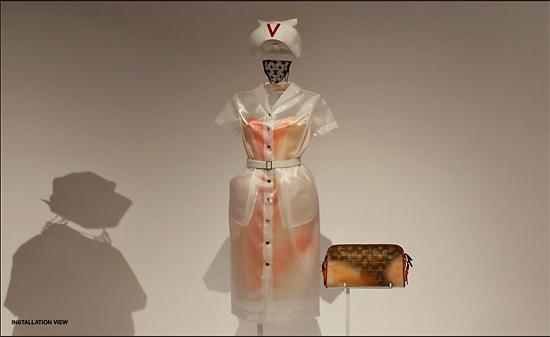 Louis Vuitton, один из экспонатов