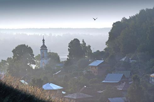 Россия, лучшие места отдыха: 1. Плёс