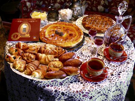 Знаменитые пирожки
