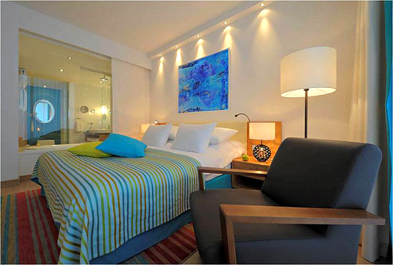 Radisson Blu Resort & Spa в Дубровнике, один из номеров