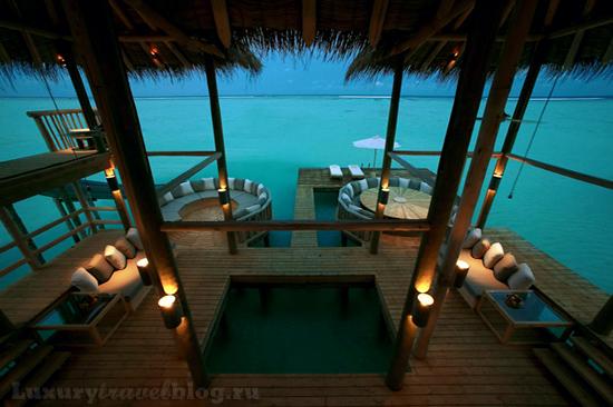 Hideaway-пост: лучшие отели Мальдивских островов