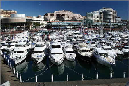 Sydney International Boat Show, Сидней, Австралия