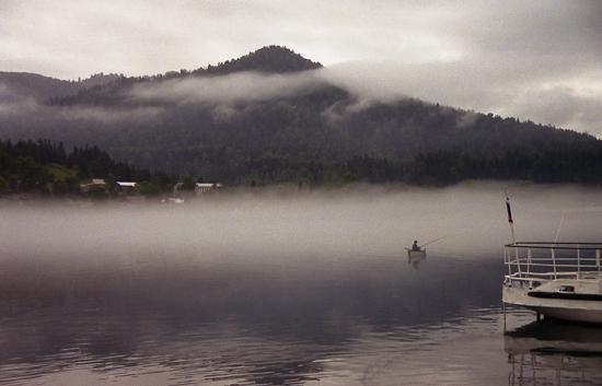 Телецкое озеро. Фото: Антон Чурочкин