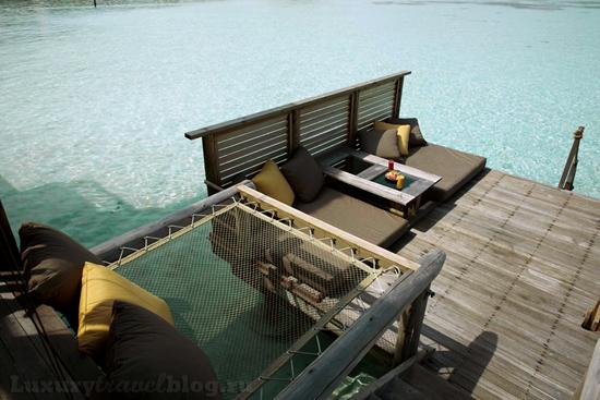 Vila Deck12_M, отель Soneva Gili, Мальдивы