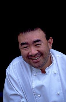 шеф-повар ресторана Tetsuya - Тецуя Вакадо