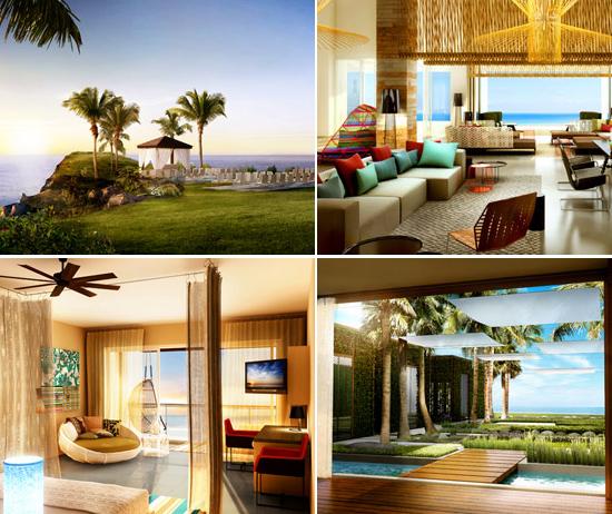 Вот так будет выглядеть отель W Retreat & Spa на Vieques Island