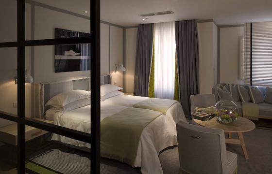 Стильный отель Portrait Suites от обувных королей Феррагамо
