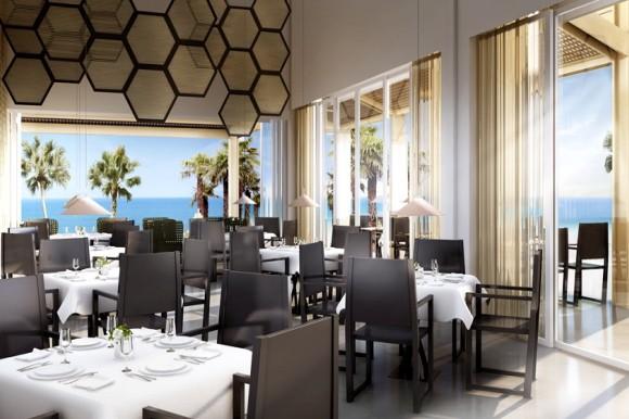 В ноябре на Карибах открывается ресторан miX on the beach от Алена Дюкасса