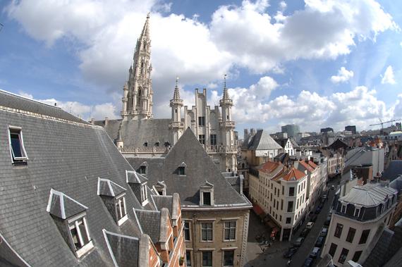 Бельгия: как я купался в молоке