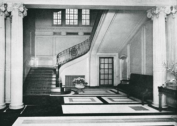 Люксовый бутик-отель в историческом здании в Глазго