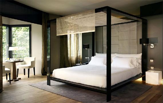 Hotel Omm, отели Барселоны