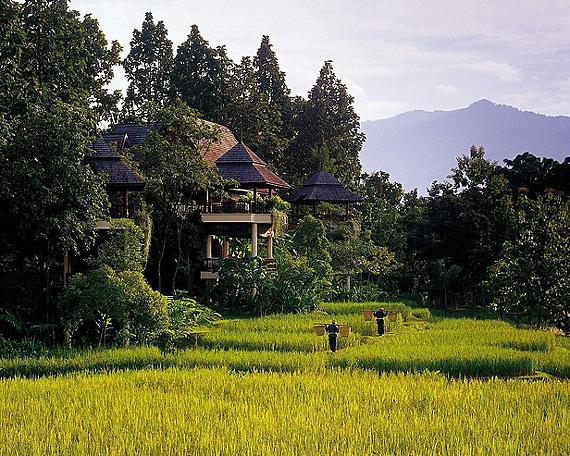 Люксовый Таиланд: лучшее в Чанг Маи
