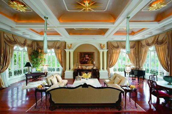 Mandarin Oriental Dhara Dhevi, penthouse