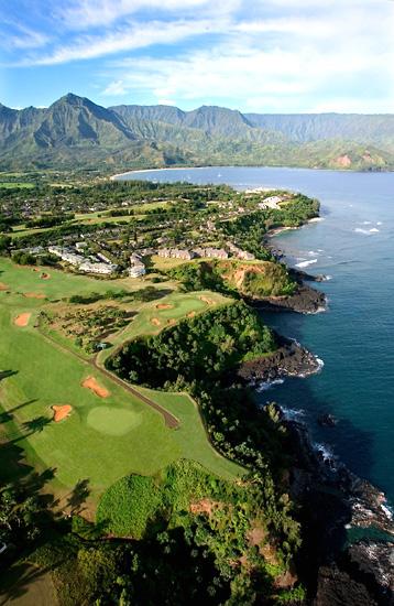 Makai Course, Гавайи, остров Кауаи
