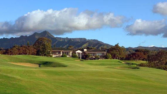 Prince 18 club house, Кауаи, Гавайские острова