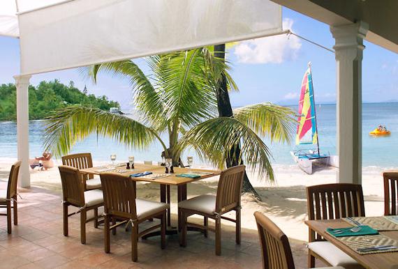 Отель Curtain Bluff, Антигуа, Карибские острова фото