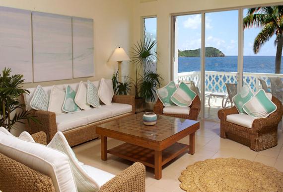 «Executive Suite», отель Curtain Bluff, карибские острова фото