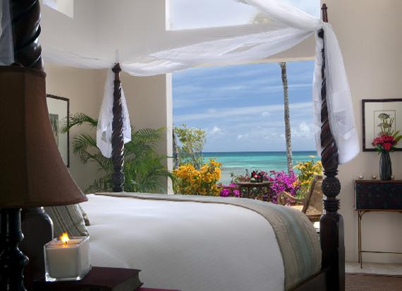 отель jumBy Bay, Карибы