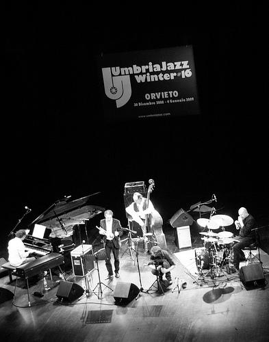 Умбрия джаз фестиваль