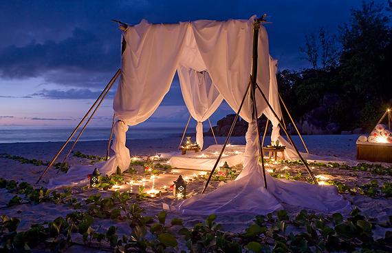 Спа-процедура в отеле Майа, Сейшельские острова