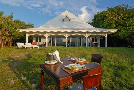 Вилла на острове Кузин, Сейшельские острова