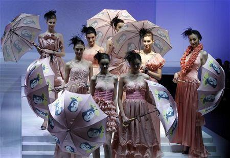 Гонконгская неделя моды 2010