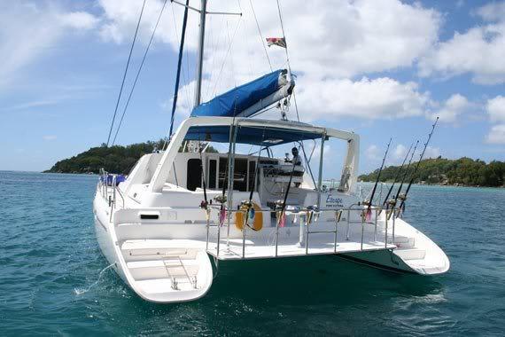 яхта, Сейшельские острова