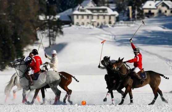 C 14 по 17 января в Кицбюэле (Австрия) пройдет кубок мира по Снежному поло