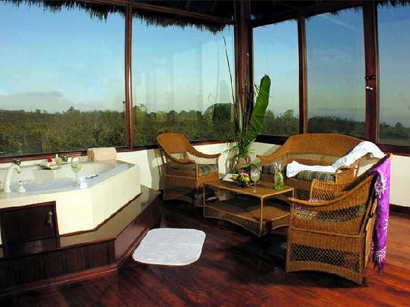 Royal Palm Resort Галапагосы, отель