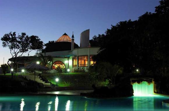 отель Royal Palm Resort на Галапагосах