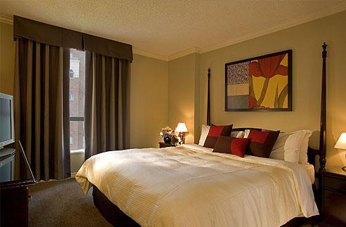 The Sutton Place, отель в Ванкувере
