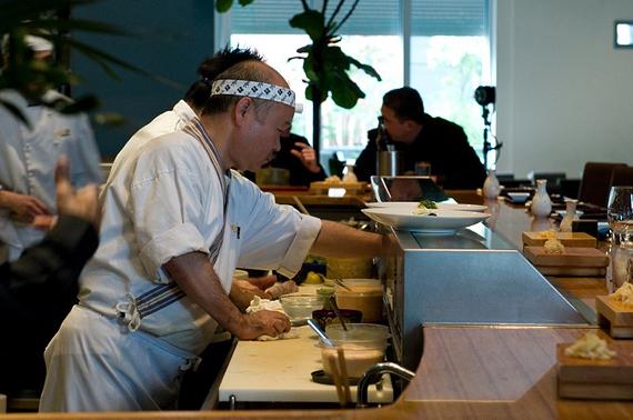 Tojo, японский ресторан в Ванкувере