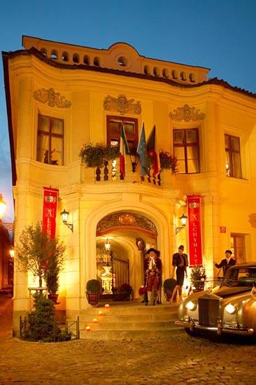 Выходные в Праге. Отель «Алхимик» (The Alchymist)