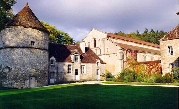 Аббатство Фонтене, Франция