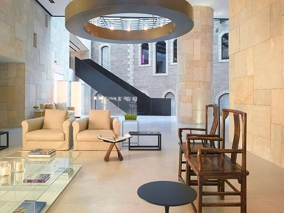 MAMILA отель в Иерусалиме