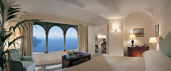 Отель Caruso, Равелло, Италия