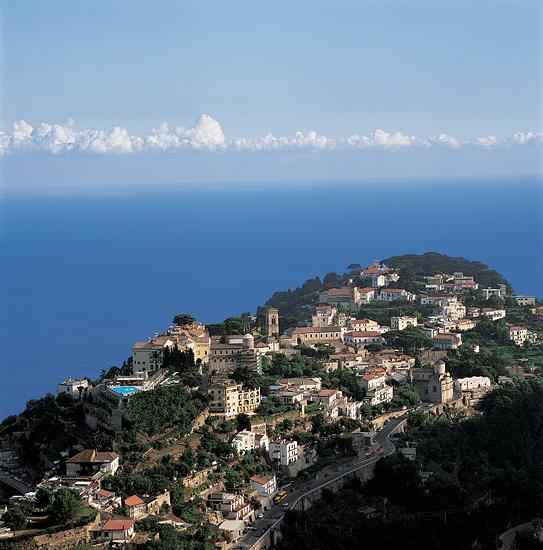 Синь небес. Лучший отель Амальфитанского побережья, Италия
