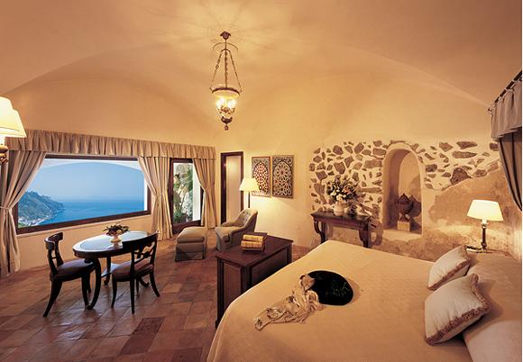 комната в отеле Caruso, Равелло, Италия