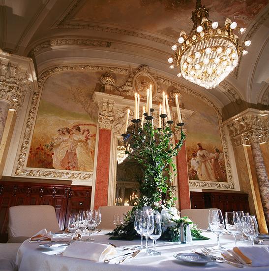 Новое в Beau-Rivage Palace: хронопитание в Лозанне, Швейцария