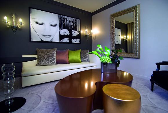 Сьюты высокой моды открылись в отеле Sofitel Le Faubourg (Париж)