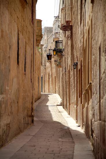 Мальтийское царство сна и спящая красавица