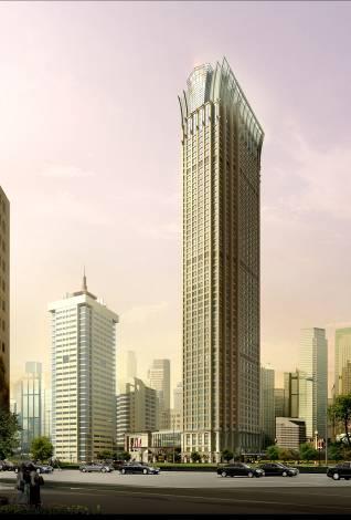 Sofitel Luxury Hotels откроют новый бизнес-отель в Шанхае